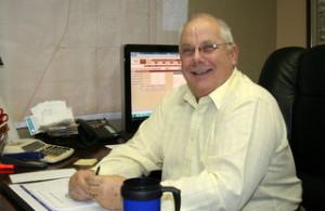 Township Trustee, Mark Messick